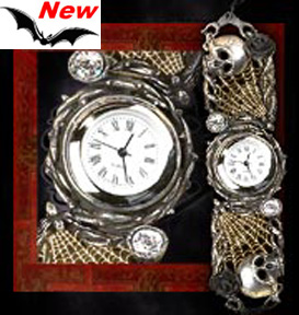 Rose Garden Wrist Watch, by Alchemy Gothic