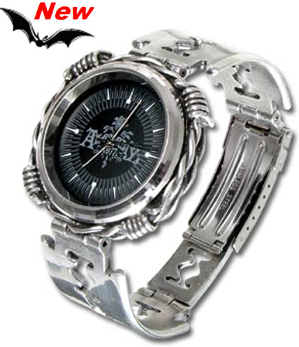 Razhora Wrist Watch, by Alchemy Gothic