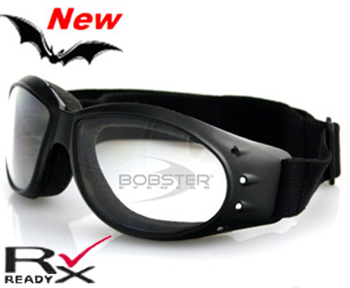 Cruiser Clear Lens Goggles, by Bobster