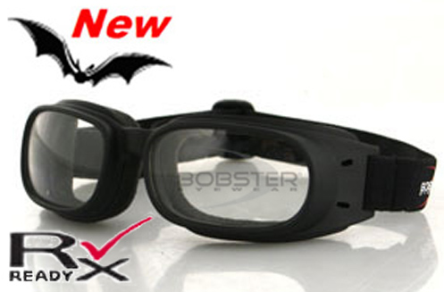 Piston Clear Lens Goggles, by Bobster