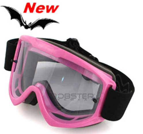 MX1-100 Off Road Pink Goggles, by Bobster