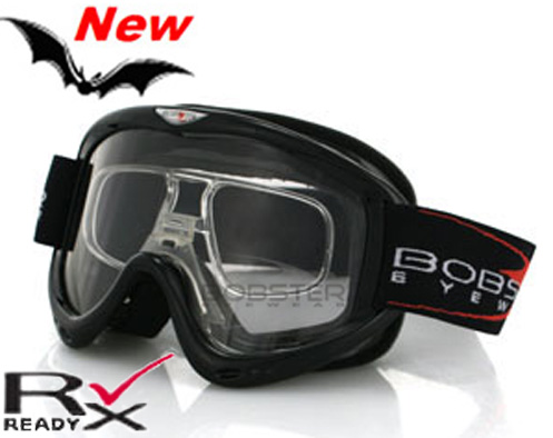 MX3-100 Off Road Goggles, by Bobster