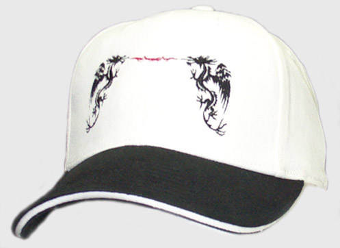 Double Dragon Cap