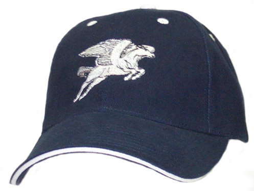 Flying Pegasus Cap