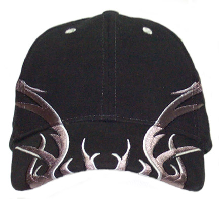 Tribal Thorns Black Cap