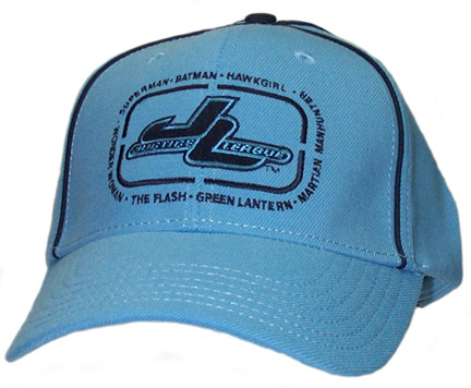 Justice League 1 Cap