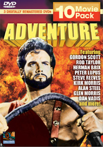 Adventure 10 pack Movies