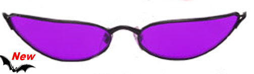 Vampires Purple Sunglasses