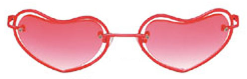 Heart Lining Sunglasses
