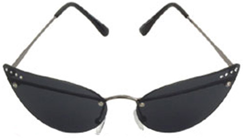 Minx Black Sunglasses